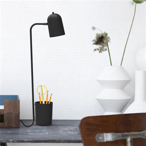 buddy   table lamp   extra feature storage