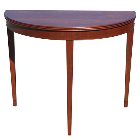 entry hall table height 3ft vintage entry hall occasional console wood table ebay