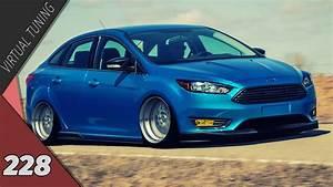 Ford Focus Mk3 Tuning : virtual tuning ford focus mk3 sedan 228 youtube ~ Jslefanu.com Haus und Dekorationen