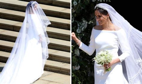 Markle Wedding Dress : Doria Ragland Royal Wedding