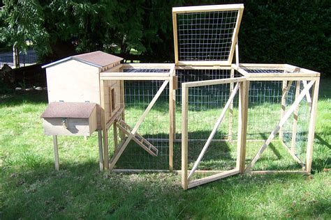 Backyard Chicken Coop Kit by Build Your Own Chicken Coop Kit