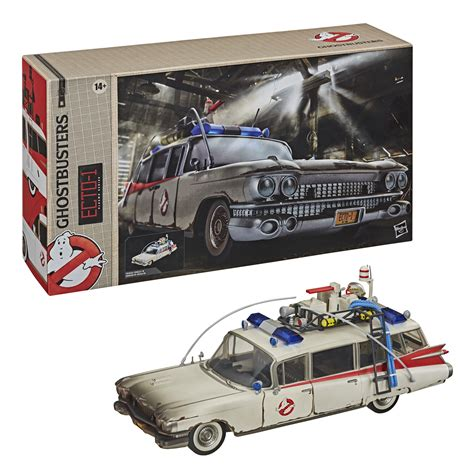 pre order ghostbusters plasma series  scale ecto