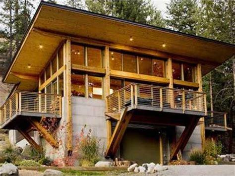 modern  story cabin  colorado modern mountain log cabin energy efficient cabin plans