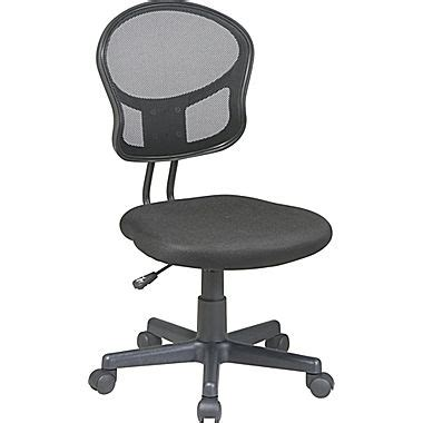 armless desk chairs ergonomic best computer chairs for