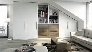 Eck Kleiderschrank Systeme : bucherregal designs akzent interieur ~ Markanthonyermac.com Haus und Dekorationen