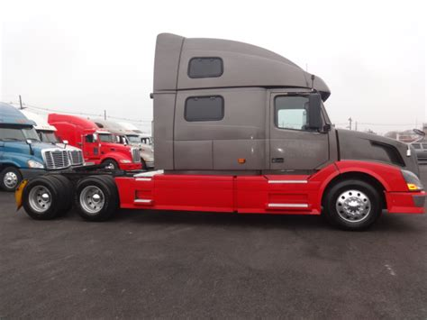 2006 volvo semi truck for sale 2006 volvo vnl780 for sale used semi trucks arrow
