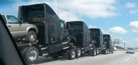 truck piggybacking    autoevolution