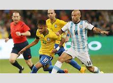 Mundial 2018 Brasil Argentina horario y dónde ver en