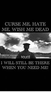 STOP MEDIA BIAS... Police Lives Quotes