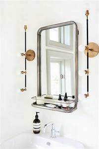 miroir salle de bain style industriel ciabizcom With miroir salle de bain industriel