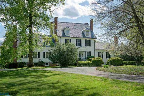 Charlottesville Va 18th Century Old & Historic Homes For Sale