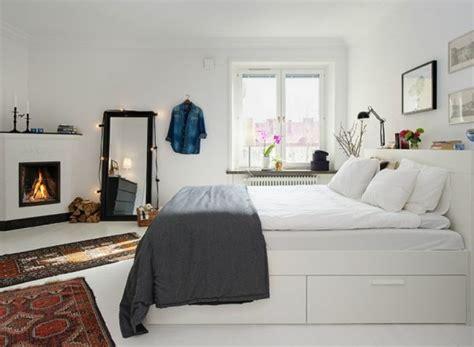 ambiance romantique chambre 1001 idées pour une chambre scandinave stylée
