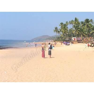 Anjuna Village in Goa beach information About