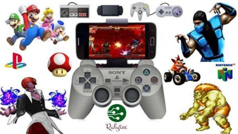 Best Console Emulator best console emulator for android nes gameboy ds psp etc