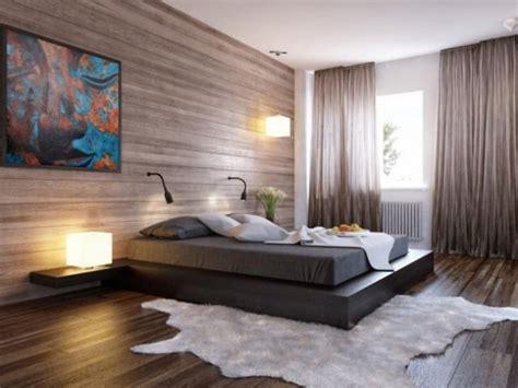 design chambre 100 idées pour le design de la chambre à coucher moderne