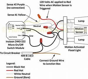 Cooper Motion Sensor Light Switch Wiring Diagram