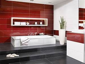 Bad Fliesen Weiß : badezimmer mit weis und anthrazit design ~ Sanjose-hotels-ca.com Haus und Dekorationen