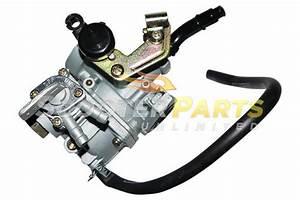 Atv Quad 4 Wheeler 17mm Carburetor Carb 90cc 110cc Parts