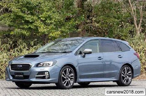 wagon subaru levorg   cars news reviews spy