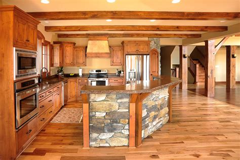 kitchen with island timber frame kitchens search kitchens to 7172