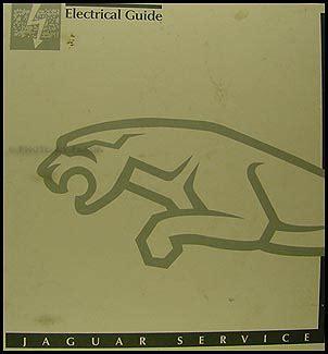 Jaguar Type Electrical Guide Wiring Diagram
