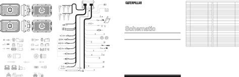 Cat Ecm Pin Wiring Diagram by Cat C7 Ecm Wiring Diagram Wiring Diagram Sle