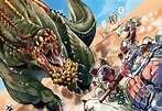 Monster Hunter New Best Quality Wallpapers - All HD Wallpapers