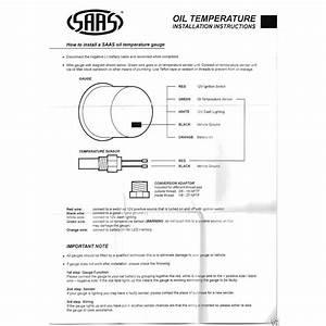 Saas Trax Gauges Wiring Diagram
