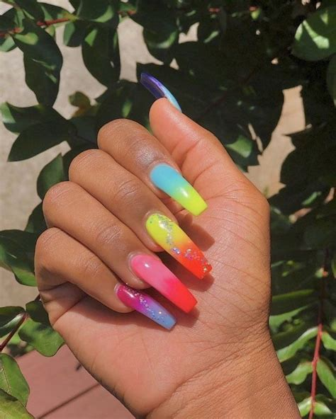 tips  acrylic nail designs  summer  page