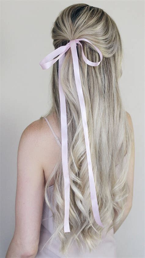 ribbon hair styles simple hairstyles incorporating bows ribbon alex gaboury