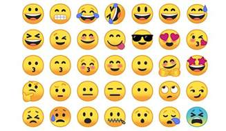iphone emoji font for android android o s all new emoji redesign