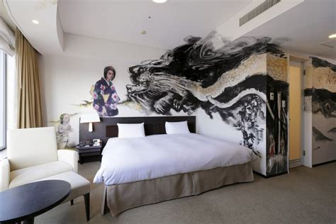 Artistic Rooms With Amazing Views