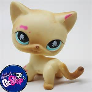 lps cat littlest pet shop lps cat animal figures collection
