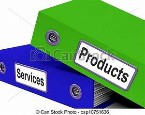 Drawings of Products And Services Files Show Selling And ...