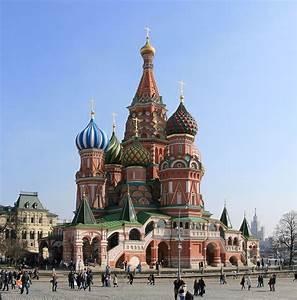 Saint Basil's Cathedral - Wikipedia