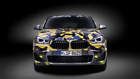 Bmw X2 4k Wallpapers by 2018 Bmw X2 Digital Camo Concept 4k 2 Wallpaper Hd Car