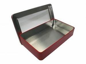 Blechdosen Mit Deckel : st lpdeckeldose mit sichtfenster 189x112x35mm pl tzchendosen oder blechdosen f r geb ck und ~ Yasmunasinghe.com Haus und Dekorationen