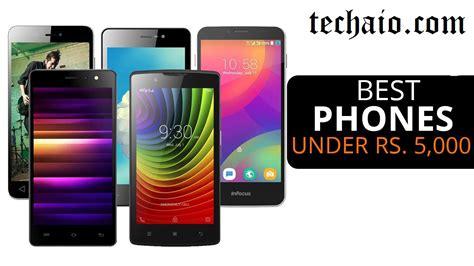 phones  range  india tech