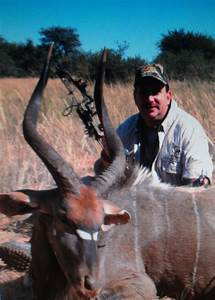 Hunting Guide And Experienced Bow Hunter Lou Lampitelli