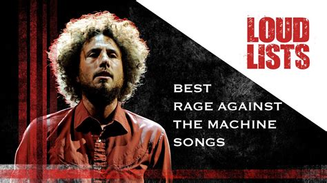 10 Best Rage Against The Machine Songs - YouTube