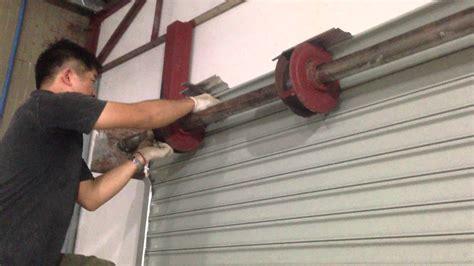how to tighten torsion on garage door simple guide on adjust a torsion garage door ward