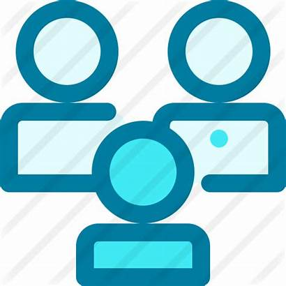 Sociology Icon Premium Social Icons