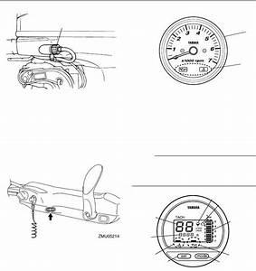 Yamaha Tachometer Wiring