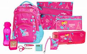 Win a Smiggle Back to School Prize Pack in Red or Pink