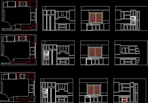 kitchen  dwg block  autocad designscad
