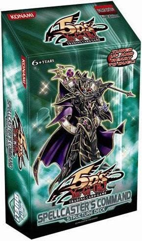 spellcaster s command structure deck yu gi oh fandom