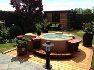 softub whirlpool whirlpools im garten whirlpool spa With whirlpool garten mit bonsai anfänger