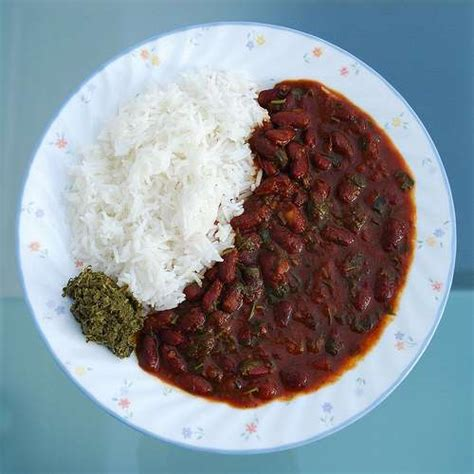 restaurant cuisine rajma chawal delicious indian delicacy you wanna 39 die for 39
