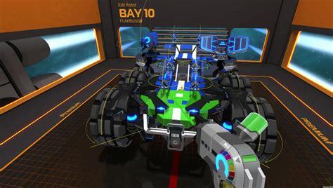 fotos de robocraft infinity  xbox  robocraft