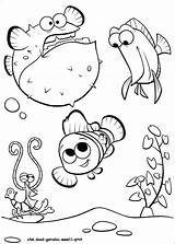 Coloring Pages Squirt Nemo Getcolorings Finding sketch template